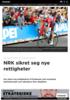 NRK sikret seg nye rettigheter