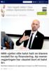 NRK-sjefen ville helst hatt en klarere modell for ny finansiering. Ap mener regjeringen har kastet bort et halvt år