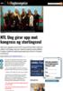 NTL Ung girar opp mot kongress og stortingsval
