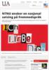 NTNU ønsker en nasjonal satsing på fremmedspråk