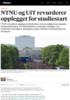 NTNU og UiT revurderer opplegget for studiestart