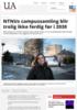 NTNUs campussamling blir trolig ikke ferdig før i 2030