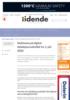 Nullmoms på digital dybdejournalistikk fra 1. juli 2020