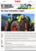 Ny Claas-forhandler i Agder