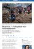 Ny FN-rapport: Grove rettighetsbrudd mot rohingya-minoriteten i Myanmar