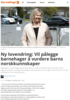 Ny lovendring: Vil pålegge barnehager å vurdere barns norskkunnskaper