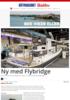 Ny med Flybridge