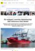 Ny milepæl i maritim digitalisering: IMO Reference Data Model