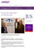 Ny pensjonistgruppe i Juristforbundet