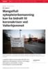 Ny rapport: Mangelfull sykepleierbemanning kan ha bidratt til koronakrisen ved Vallerhjemmet