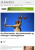 Ny sikkerhetslov, økt advokatsalær og endringer i folketrygdloven