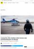 NYE POLITIHELIKOPTRE Leonardo eller Airbus skal levere nye politihelikoptre til Norge