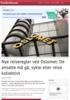 Nye reiseregler ved Oslomet: De ansatte må gå, sykle eller reise kollektivt