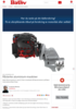 Nye V8-modeller Råsterke aluminium-maskiner