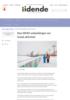 Nye WHO-anbefalinger om fysisk aktivitet