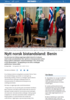 Nytt norsk bistandsland: Benin