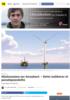 Oljebransjen ser fornybart: - Dette indikerer et paradigmeskifte