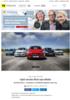 Opel varsler flere nye elbiler