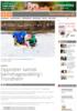 Oppretter samisk barnehageavdeling i Trondheim