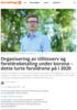 Organisering av tillitsverv og foreldrebetaling under korona - dette lurte foreldrene på i 2020