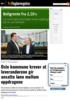Oslo kommune krever at leverandørene gir ansatte lønn mellom oppdragene