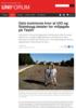 Oslo kommune krev at UiO og Statsbygg betaler for miljøgate på Tøyen