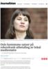 Oslo kommune satser på rekordrask utbetaling av lokal mediestøtte
