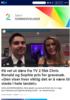 På vei ut døra fra TV 2 fikk Chris Ronald og Sophie pris for gravesak. Den viser hvor viktig det er å være til stede i hele landet