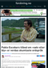 Pablo Escobars tilbod om sølv eller bly er verdas skumlaste ordspråk