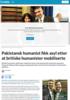 Pakistansk humanist fikk asyl etter at britiske humanister mobiliserte