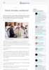 Paven fortalte norskevits