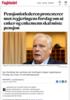 Pensjonistlederen protesterer mot regjeringens forslag om at enker og enkemenn skal miste pensjon