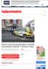 Person alvorlig skadd etter å ha blitt knivstukket utenfor 7-Eleven i Oslo
