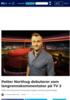 Petter Northug får ikke kalle seg TV 2-ekspert - nå debuterer han likevel som kommentator