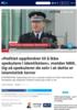 Politiet oppfordrer til å ikke spekulere i identiteten, melder NRK. Og så spekulerer de selv i at dette er islamistisk terror
