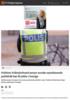 Politiets Fellesforbund mener norske nyutdannede politifolk bør få jobbe i Sverige