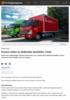 Posten ruller ut elektriske lastebiler i Oslo