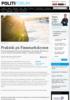 Praktisk på Finnmarkskysten