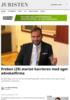 Preben (29) startet karrieren med eget advokatfirma