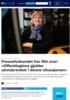 Presseforbundet har fått svar: «Offentleglova gjelder uinnskrenket i denne situasjonen»