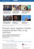 Pressen sprer negative nyheter, etiopiere ønsker fred, ro og samhold