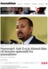 Pressesjef: Galt å si at Ahmed ikke vil besvare spørsmål fra journalister