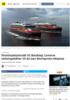 Prestisjekontrakt til Harding: Leverer redningsbåter til de nye Hurtigrute-skipene