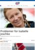 Problemer for Isabelle Joschke