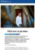 PSD2 drar ut på tiden
