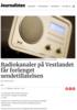 Radiokanaler på Vestlandet får forlenget sendetillatelsen