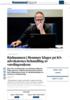 Rådmannen i Brønnøy klager på KS-advokatenes behandling av varslingssakene