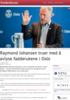 Raymond Johansen truer med å avlyse fadderukene i Oslo