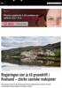 Regjeringen sier ja til gruvedrift i Kvalsund - sterke samiske reaksjoner