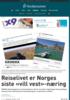 Reiselivet er Norges siste «vill vest»-næring